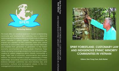 Spirit Forestland, Customary Law and Indigenous  Ethnic Minority Communities in Vietnam